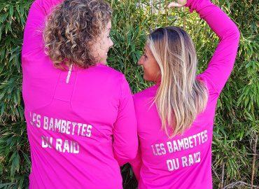 Les Bambettes du Raid représente Pousse de Bambou